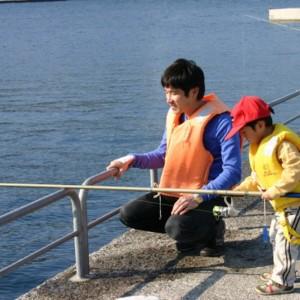 釣りマナー画像